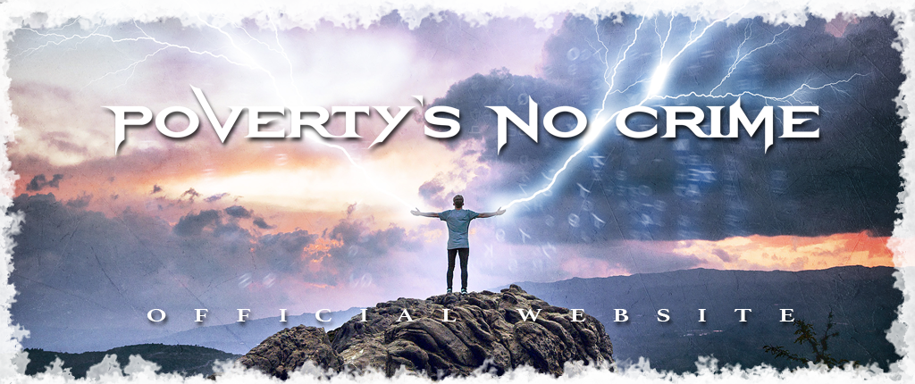 Poverty's No Crime header image